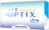 Alcon CIBA Vision AIROPTIX-AQUA contact lenses