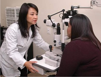 Riverside and San Bernardino optometrist Dr. Laura Nguyen