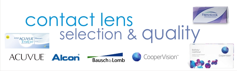 contact lens selection and quality