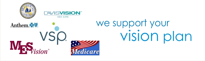 we support your vision plan